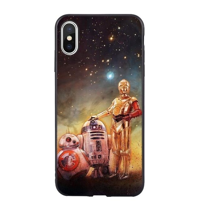 Star Wars Themed Phone Case for iPhone
