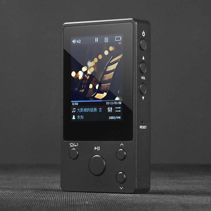 Mp3-Player DAP HIFI NANO Music DSD Xduoo Lossless D3 X3II Newest Ape X10x10t Than X20 title=