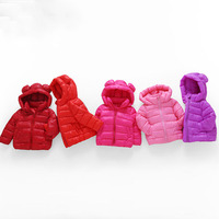 Boy Girl Kids Winter Clothes Outerwear Coats Children Clothing Jacket Down Parkas Veste Enfant Fille Brand