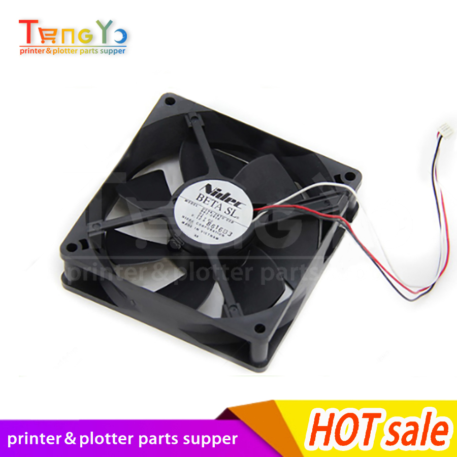 Free shipping 90% new for HP8100 8150 Fan, Main Cooling RH7-1289-000 RH7-1289 on sale printer parts thumbnail