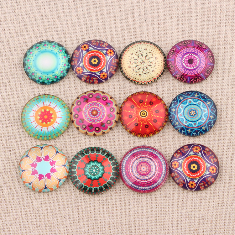 onwear mixed handmade mandala photo round glass cabochon 10mm 12mm 14mm 18mm 20mm 25mm diy earrings jewelry making accessoriesonwear mixed handmade mandala photo round glass cabochon 10mm 12mm 14mm 18mm 20mm 25mm diy earrings jewelry making accessories