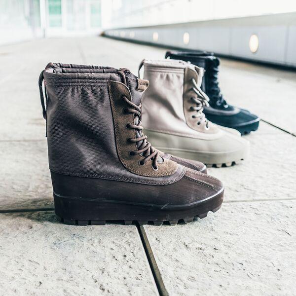 yeezy winter boots