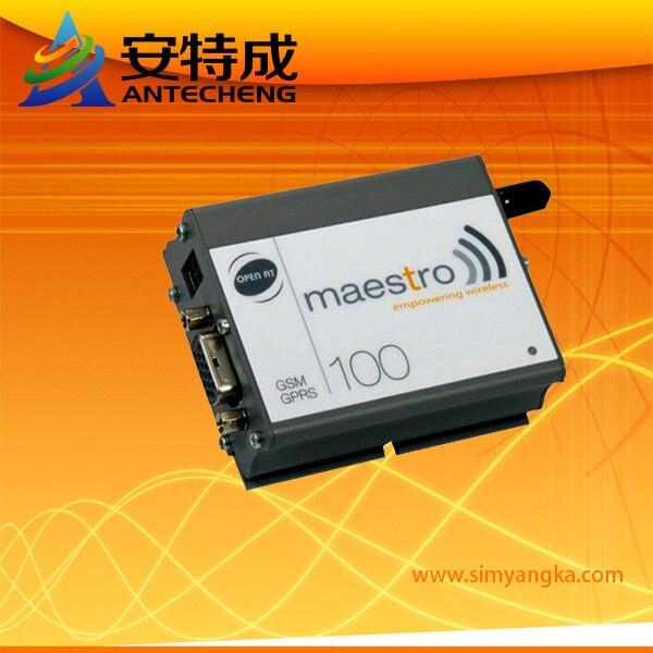 wavecom m2m industrial rs232 mastro 100