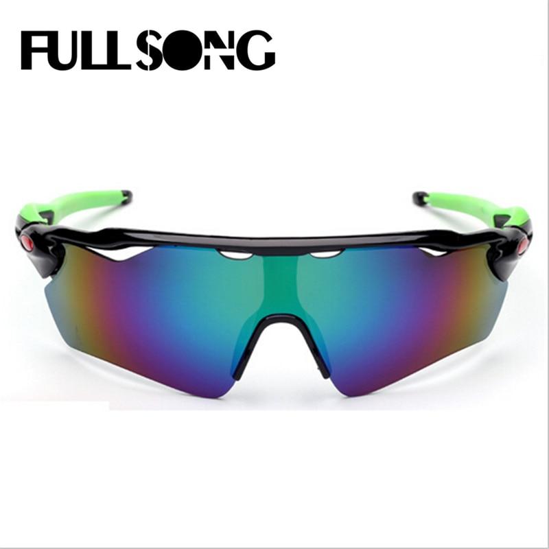 b209e4e22 Homens Óculos FULLSONG Legal Mens Viajar Óculos De Sol UV 400 Óculos de Proteção  Óculos Revestido gafas de sol lunetas Homme