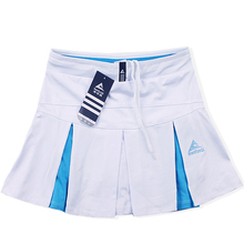 купить Sports Half-length Tennis Skirt Summer Quick-drying Lady Split White Plus Size Thin Fitness Yoga Slim Running Skort недорого