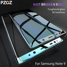 PZOZ Tempered Glass Film for Samsung Galaxy Note 9