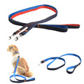 New Dog Rope Leash Belt Nylon High Strong Denim Training Running Lead Comfortable Multi Color Size Strap For Pet Dog BS