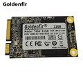 Goldenfir ssd msata de 32 gb 16 gb 8 gb para pc máquina de publicidade caixa registradora máquina pos Msata discos 32 GB 16 GB 8 GB pode OEM