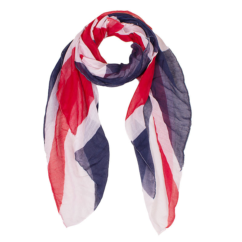 Prices In Euros Soft Winter   Scarf   Women UK Flag Scarfs Ladies   Scarves   Fashion Shawls And   Scarves     Wrap   Size160*80cm