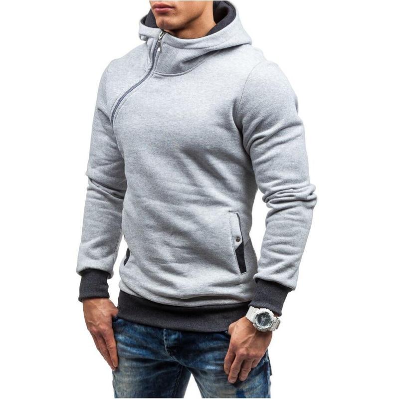 Fgkks Men Hoodie Sweatshirt Spring Brand Solid Color Fleece Tracksuit Sudaderas Hombre Hip Hop Male Hooded Sportswear Eu Size #3