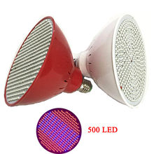 500 Led Grow Light bulb for Flower plant Seedling vegetable growing bulbs green house indoor greenhouse Plants growth lamp(China)