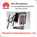2 шт. Новый LTE 4 Г антенна Бустер для HuaWei E5372 E8372 E5577 E5573/ZTE 3G 4G LTE Антенна TS9 Разъем бесплатно доставка