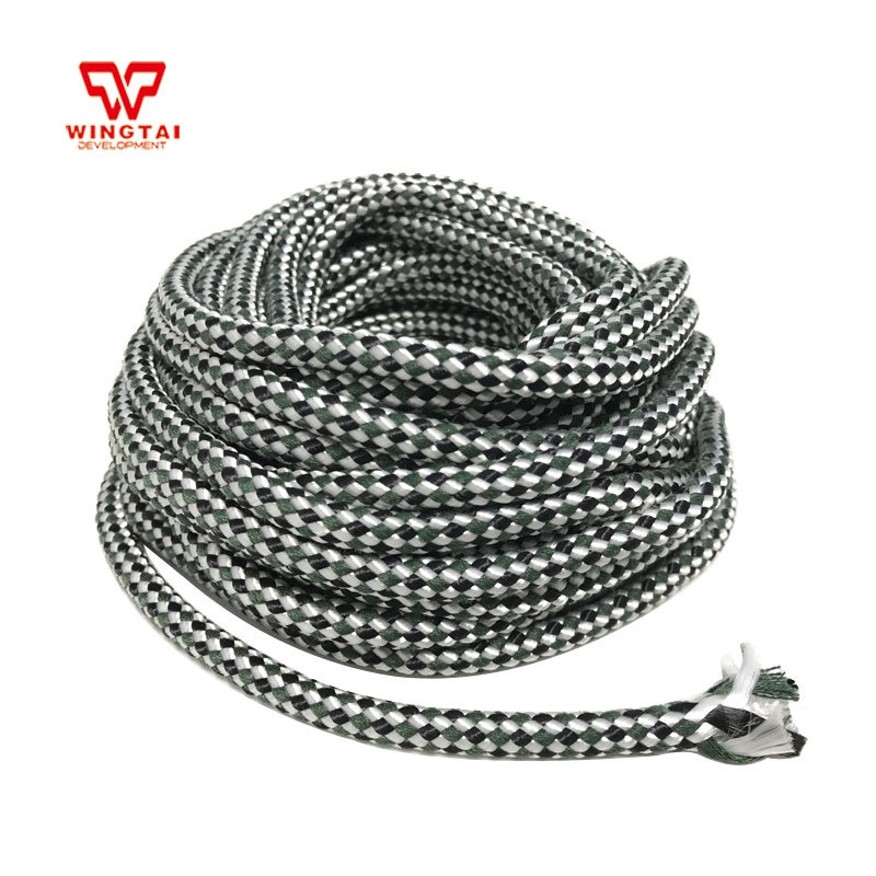 10 meters/roll Diameter 6mm Rope Anti static Cord Rope/Conductive rope for paper machine original from uk fraser 850 conductive microfibre filament cord anti static string 10m 25m