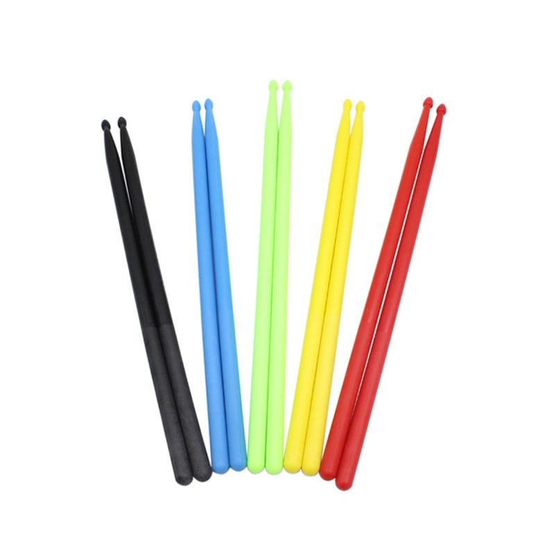 1 Pair Professional Maple Nylon Drum Sticks For Jazz Drum Musical Instruments Accessories