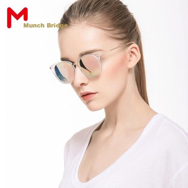 016bb1105 Munch Bridge 2017 New Designer Polarized Sunglasses Women Driving Mirror  Sun Glasses Female Hiking Outdoor Oculos