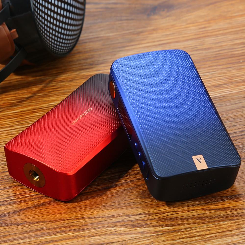 Original 220W Vaporesso GEN Mod Vape boîte Mod puissance par double batterie 18650 Compatible avec 510 atomiseur e cigarette VS Luxe Mod - 4