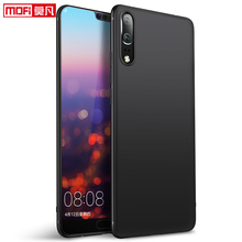 mofi Huawei P20 PRO Case Cover Silicone Back Black Soft Slim Protect P20pro