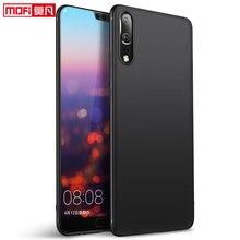 mofi Huawei P20 PRO Case Cover Silicone Back Black Soft Slim Protect P20pro