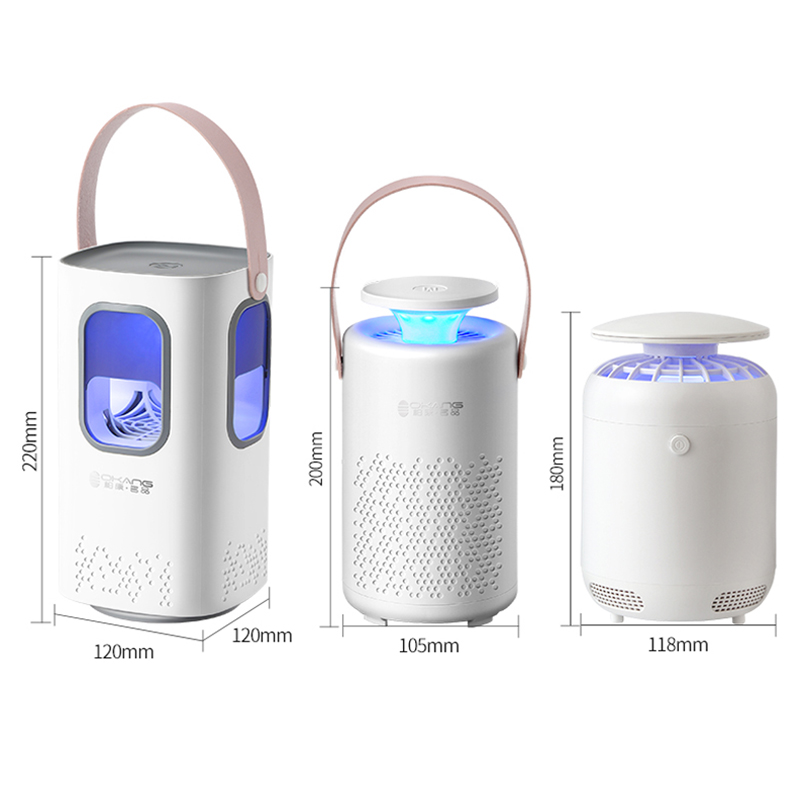 Image 5 - mosquito killer lamp mosquito trap insect killer muggen killer Three dimensional biomimetic trapping suit pregnant women infants-in Mosquito Killer Lamps from Lights & Lighting
