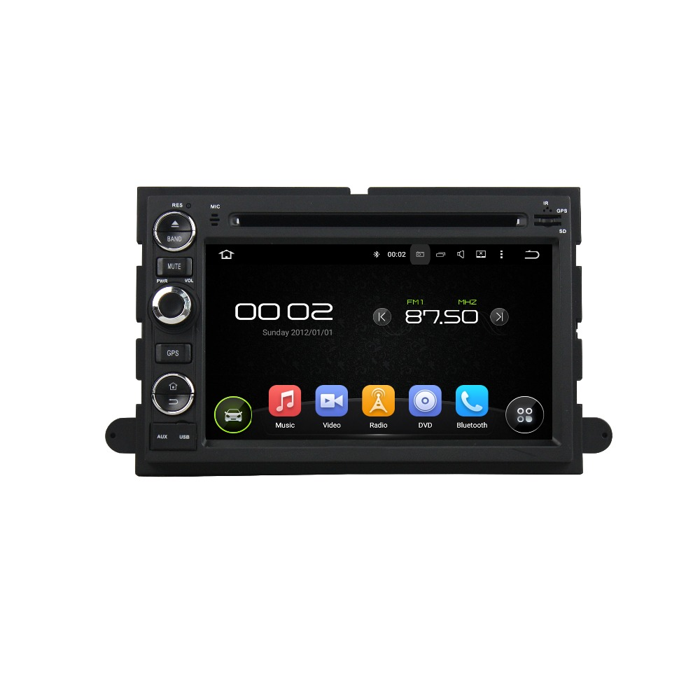 7″ Octa-core Android 6.0 Car Multimedia Player For Ford Fusion Explorer F150 2006-2009 MAP Video Audio Stereo Car DVD Player