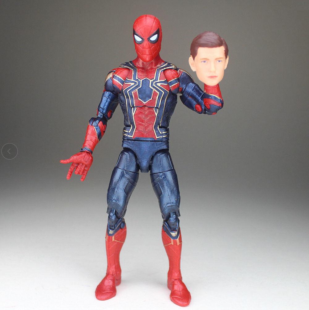 Marvel Legends Avengers Infinity War Iron Spider Spiderman