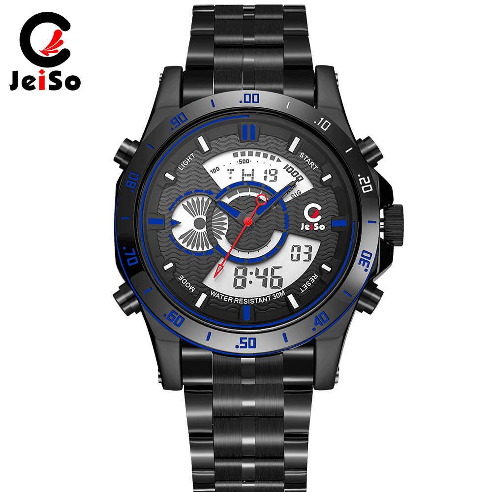 Homens de negócios Assistir Top Marca de Luxo Relógios Mecânicos Automáticos de Aço Militar Relógios Masculino Relógio Homens Relojes Masculino