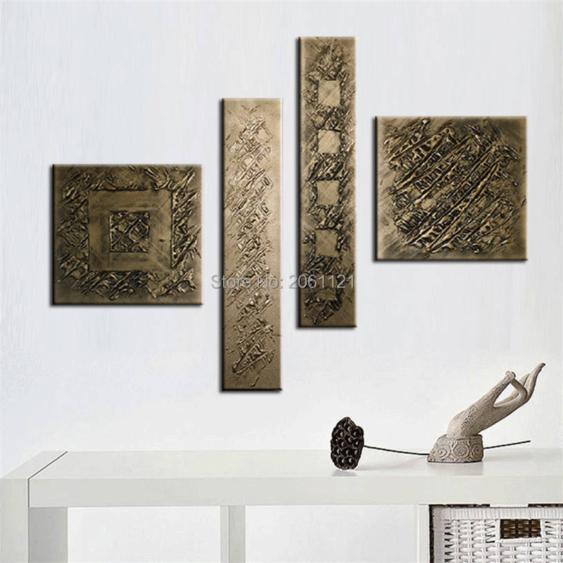 hand painted modular pictures retro oil paintings on canvas for living room chinese style wall art hand painted modular pictures retro oil paintings on canvas for living room chinese style wall art