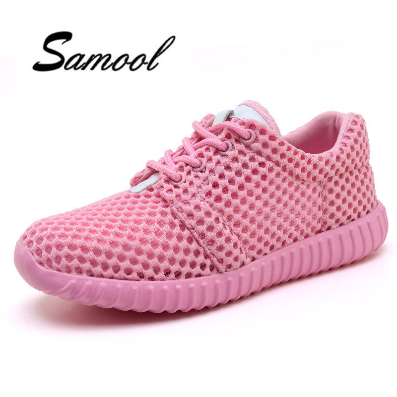 Women Casual Cutouts mesh Lace up Shoes Summer Women Hollow Breathable Platform Flats fashion outdoor comfortable Shoes lx5 hot sale summer women shoes cutouts lace canvas shoes hollow floral breathable platform flats shoe sapato feminino zapatos mujer