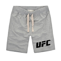 Ultimate Fighting Championship Printed Shorts Men Fitness Clothing Pure Cotton Muay Thai Men S UFC Shorts