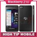 "Abierto original blackberry z10 dual-core gps wi-fi de $ number megapíxeles 4.2 ""pantalla táctil 2g ram + 16g rom reformado envío libre del teléfono"