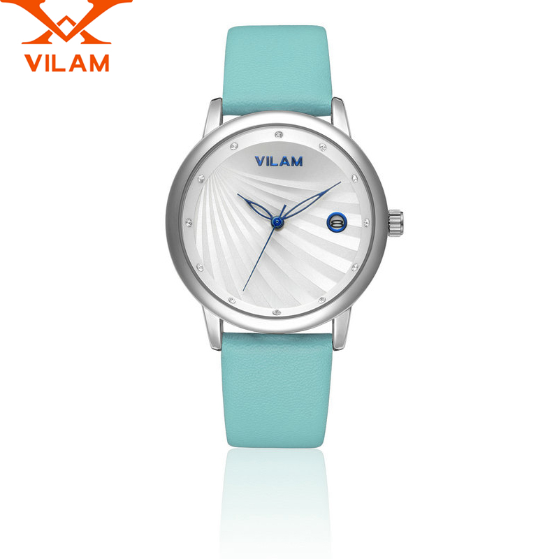 VILAM Female Wrist Watches Women Clock Ladies font b Fashion b font Bracelet Student Girls Party