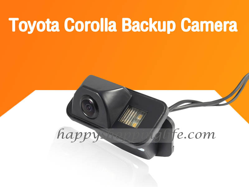 Car Rear View Reverse Camera Back Up Camera for Toyota Corolla Toyota Avensis