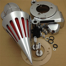 Aftermarket  motorcycle parts Spike Air Cleaner Kits for 2014 Harle Davidson Electra Glide FLHTCU Chrome