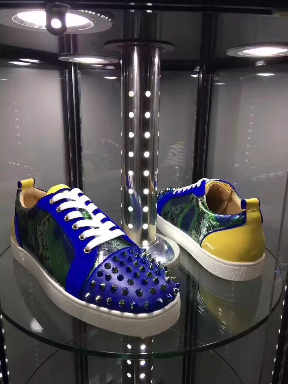 Chaussures En Lace Sports Air Hommes up As Noble Sneaker 2018 Pour Pointu De Marche Plein Loisirs Cuir Chentel Mode Picture Nouveau Rivet 2EWDH9I