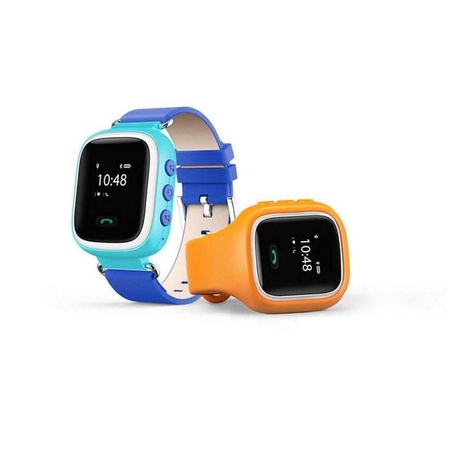 Gps rastreador GSM inteligente relógio de pulso chamada SOS localizador localizador criança de segurança para crianças criança Anti perdido Monitor de pedômetro saúde