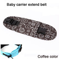 Baby carrier extend waist belt extended waist  strap belt  for baby carrier