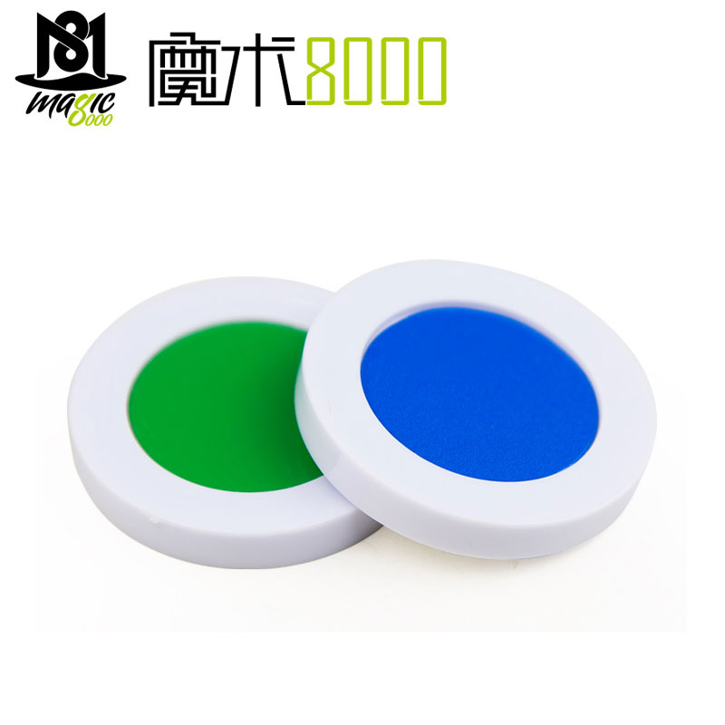 New Magic Tricks Rainbow Chips Color Change Chip Classic Toy For Beginner Comedy Magician Close Up Stage Illusions Gimmick Props