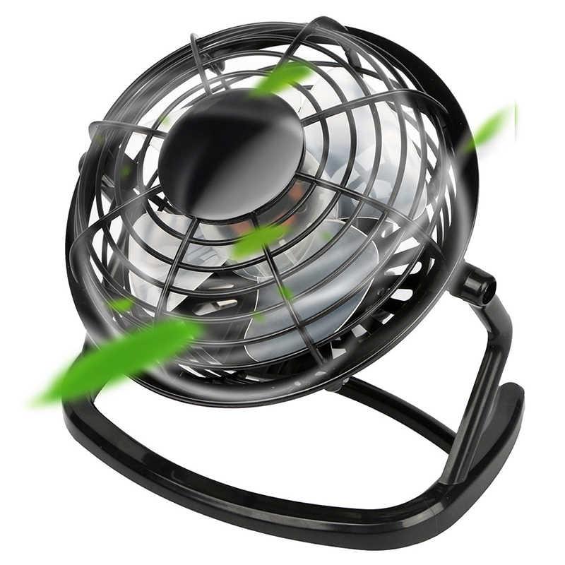 Draagbare Dc 5V Kleine Desk Usb Cooler Cooling Fan Usb Mini Fans Bediening Super Mute Stille Voor Pc/laptop/Notebook