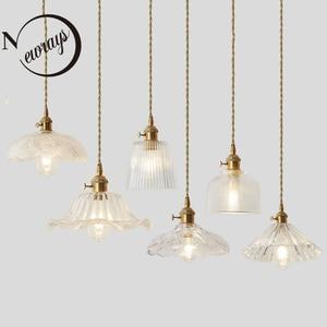 Image 1 - נורדי פשוט נחושת יחיד ראש יצירתי תליון אורות סלון חדר האמבטיה חדר שינה מסעדת קפה בר בגדים