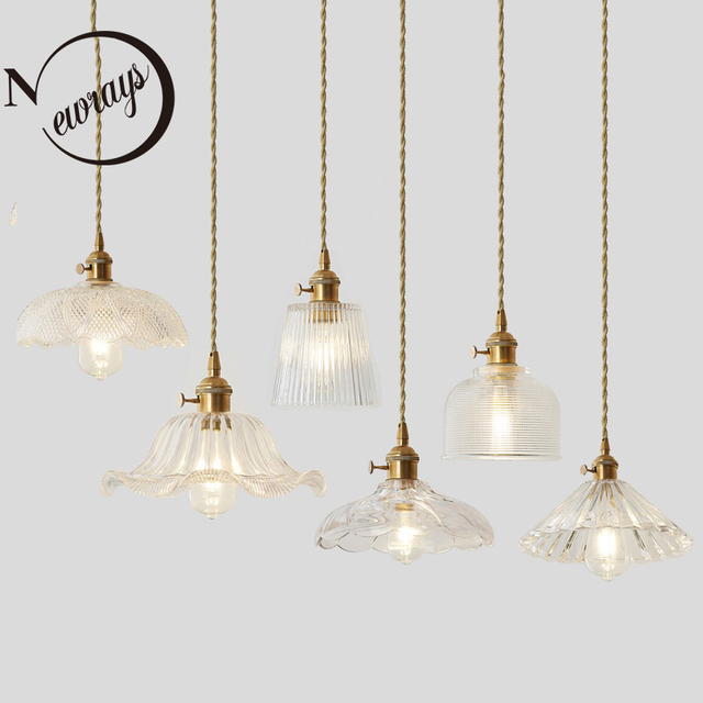 Nordic Simpleทองแดงเดี่ยวความคิดสร้างสรรค์จี้สำหรับห้องนั่งเล่นห้องนอนห้องน้ำร้านอาหารCafe Barเสื้อผ้า