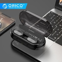 ORICO Wireless Earphone Stereo TWS Headset Handfree Sport Bluetooth 4.2 Earphone with Charging Box For iphone Wireless Earbuds