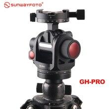 SUNWAYFOTO GH-PRO зубчатая головка панорамирования зажим сделано для Gitozo Manfrotto Benno штатив GH PRO