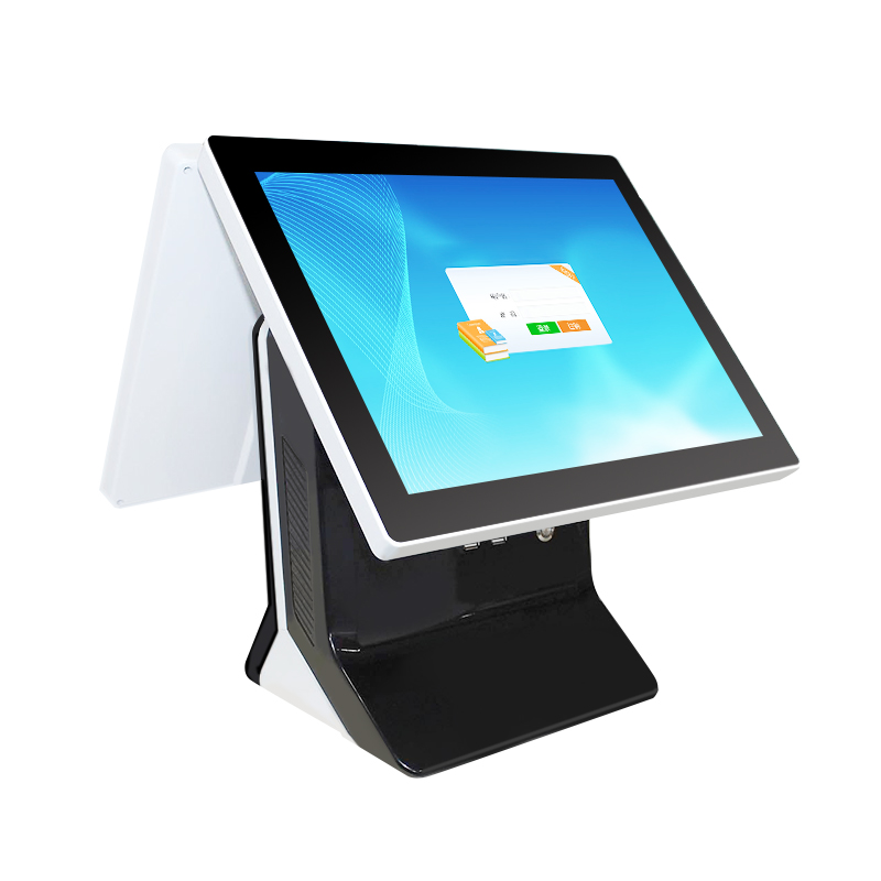 15 Inch Pos Terminal All In One Touch PC With RJ45 USB Input