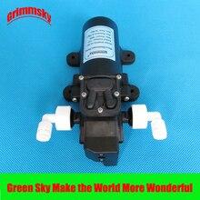 3L/Min 30W 12V water pressure booster pump for home purifier pressurized