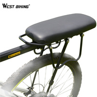 Bicycle Black Luggage 36 15cm Mat Cycling Load 50Kg Road Bike MTB Outdoor Bicicleta Cycle Cargo
