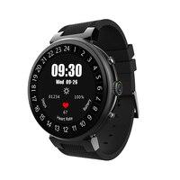 I6 Bluetooth Relógio Inteligente Android 5.1 os MTK6580 Quad Core 1.3 GHz 2 GB 16 GB Suporte 3G GPS Wifi Mapa Do Google Play Store Smartwatch