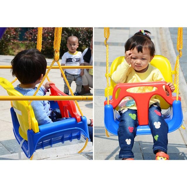 abf9233c6 GBlife TL WOL 3 In 1 Multifunctional Children Swing Kindergarten ...
