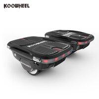 2018 Koowheel Electric Roller Skates Shoes Self Balancing Hovershoes Smart Skateboard Hoverboard Small Portable Hoverskate Shoes