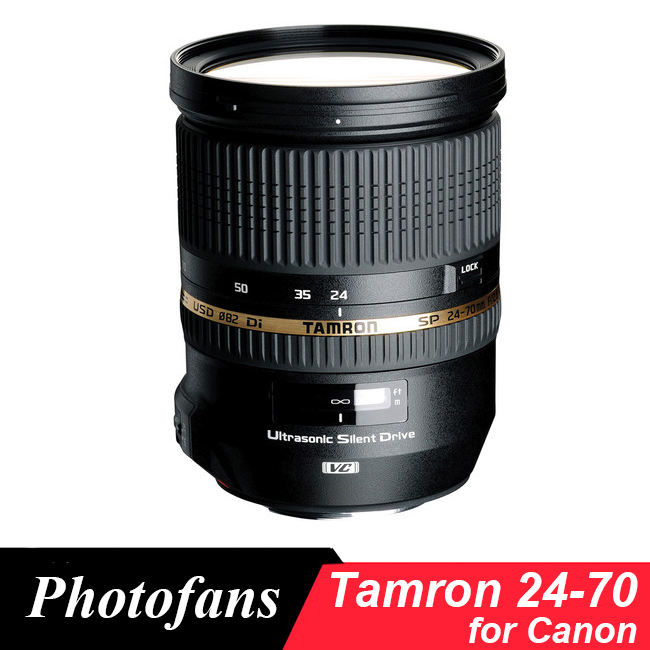 tamron sp 24 70 mm f 2 8 di vc usd lens for canon in camera lens from consumer electronics on. Black Bedroom Furniture Sets. Home Design Ideas