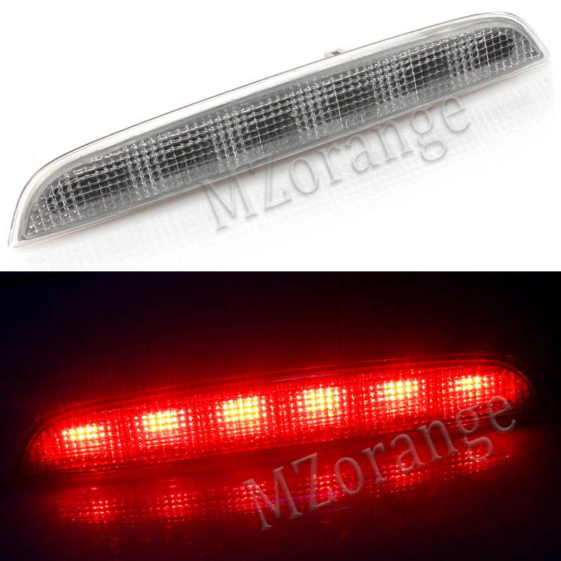 MZORANGE 1 Piece Rear Tail light High Mounted Stop Brake Lamp Light 8334A113 For Mitsubishi Outlander 2013-2016MZORANGE 1 Piece Rear Tail light High Mounted Stop Brake Lamp Light 8334A113 For Mitsubishi Outlander 2013-2016